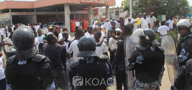 Côte d'Ivoire :   Acquittement total de Gbagbo et Blé Goudé, le CVCI renonce à sa manifestation de l'arrivée de ces deux « prisonniers » à Abidjan