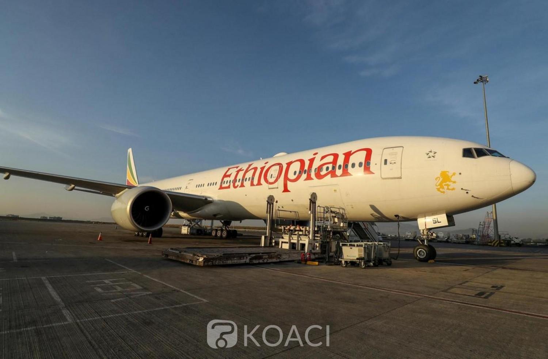 Ethiopie : Un avion d' Ethiopian Airlines atterrit par «erreur» sur un aéroport en construction en Zambie