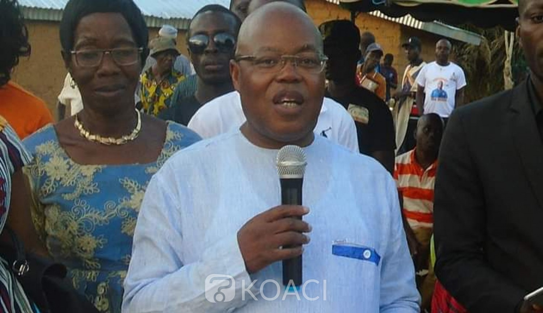 Côte d'Ivoire : Groupe parlementaire PDCI, Simon Doho, député de Bangolo remplace Guikahué