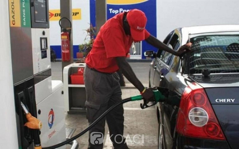 Côte d'Ivoire : Hausse de 15 FCFA du prix de l'essence et du Gasoil pour le mois d'avril