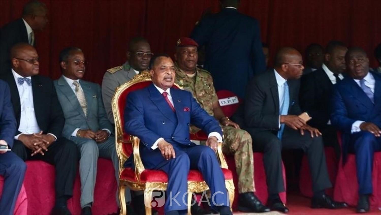Congo : La cour constitutionnelle valide la réélection de Denis Sassou Nguesso avec un score de 88,40% des voix