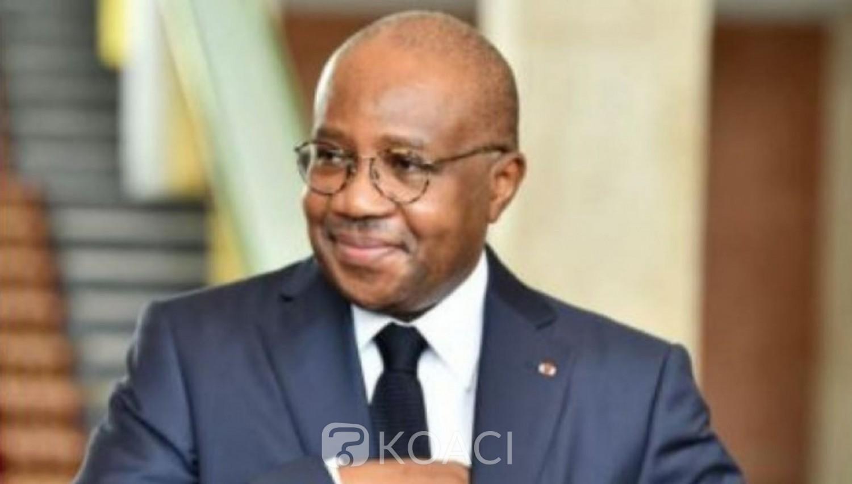 Côte d'Ivoire : Après sa reconduction au Gouvernement, le Ministre de la Justice Sansan Kambilé dévoile ses priorités