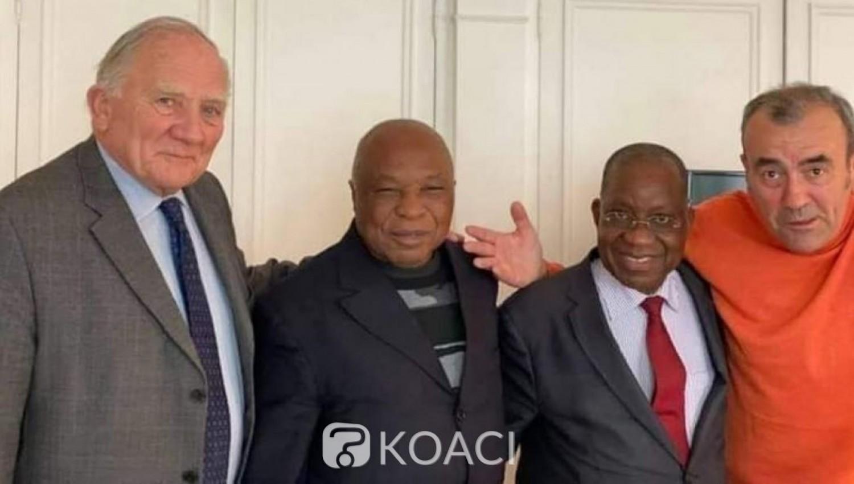 Côte d'Ivoire : Après un séjour à Bruxelles, Assoa Adou ce jeudi à Abidjan pour préparer le retour de Gbagbo