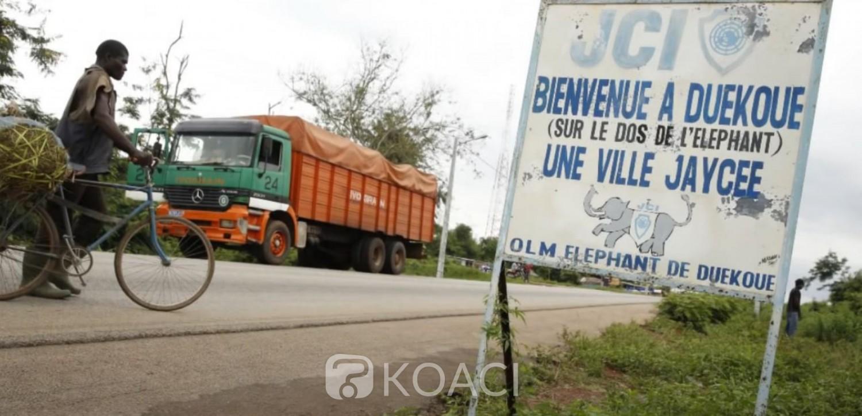 Côte d'Ivoire :  Massacre de Duekoué, un témoin à propos d'Amadé Ouérémi : « Il a attaqué tous les gendarmes qui venaient d'arriver et les a tué sauf deux avec lesquels j'ai fui »