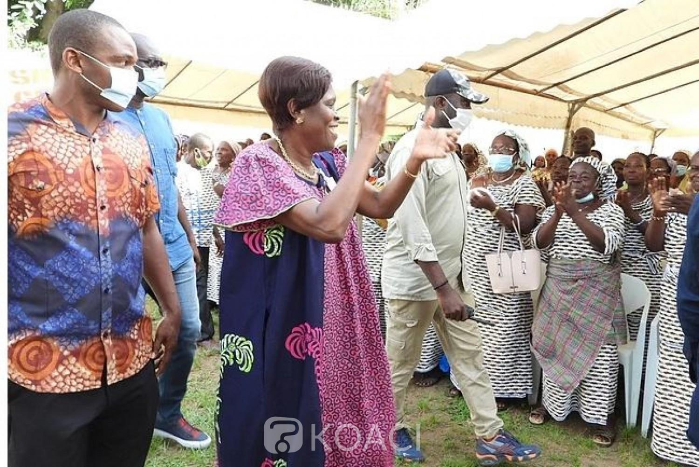 Côte d'Ivoire : Simone Gbagbo : « Si on dit que je suis capable, ça veut dire que je dois démontrer que je suis capable »