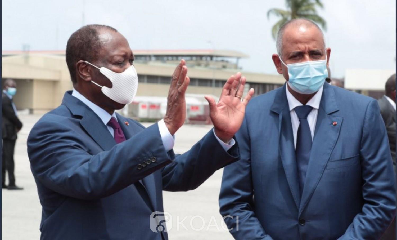 Côte d'Ivoire : Le chef de l'Etat, Alassane Ouattara en France pour un séjour et assistera à l'investiture de Sassou au Congo