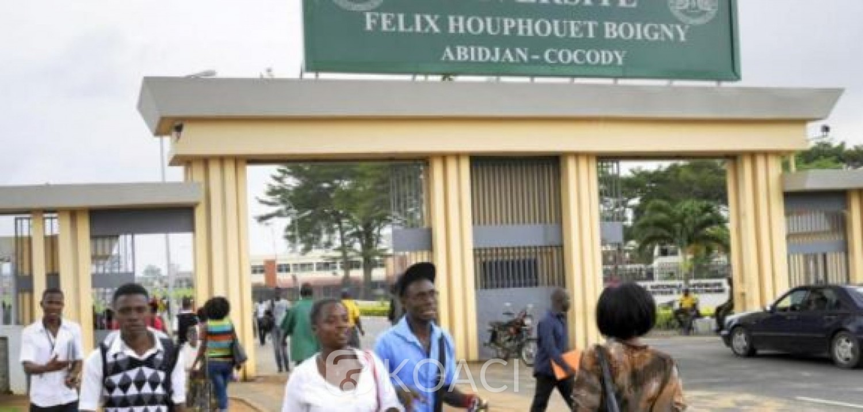 Côte d'Ivoire : Université FHB, 10 ans après, l'ouverture des salles du  département des sciences de l'information et de la communication se fait toujours attendre