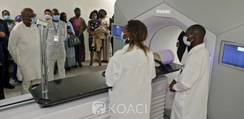 Burkina Faso : inauguration du premier Centre de radiothérapie à Ouagadougou