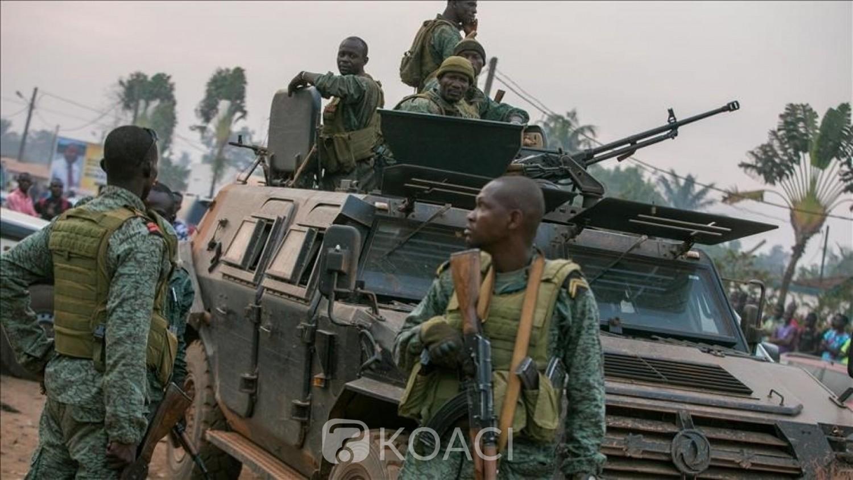 Centrafrique : L'armée et ses alliées russes arrachent Kaga-Bandoro ,aux mains de rebelles depuis 2014