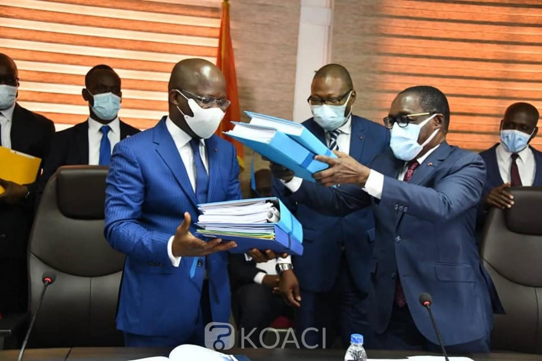 Côte d'Ivoire :    Ministère de la Santé, Dimba Pierre a pris officiellement fonction cet après-midi et hérite de plusieurs dossiers