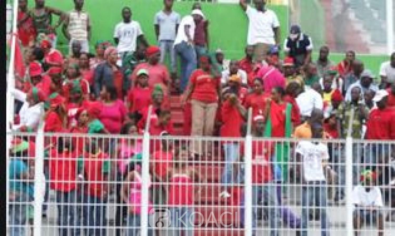 Côte d'Ivoire : Le SG échappe à un lynchage,  les supporters de l'Africa Sport interdits de stades
