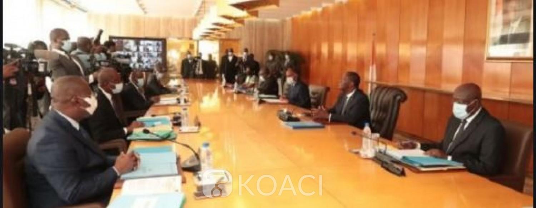 Côte d'Ivoire : Les missions qui seront confiées aux futurs Ministres-Gouverneurs de District