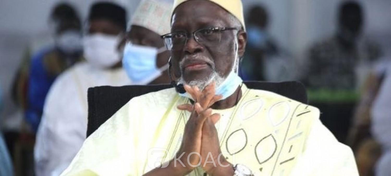 Côte d'Ivoire : Décès  à 77 ans de Cheick Aïma Traoré Mamadou, président du Cosim (proches)