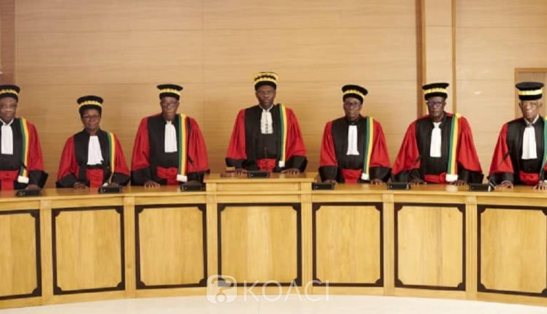 Bénin : Saisie à Tchaourou, la Cour constitutionnelle refuse d'annuler la présidentielle du 11 Avril