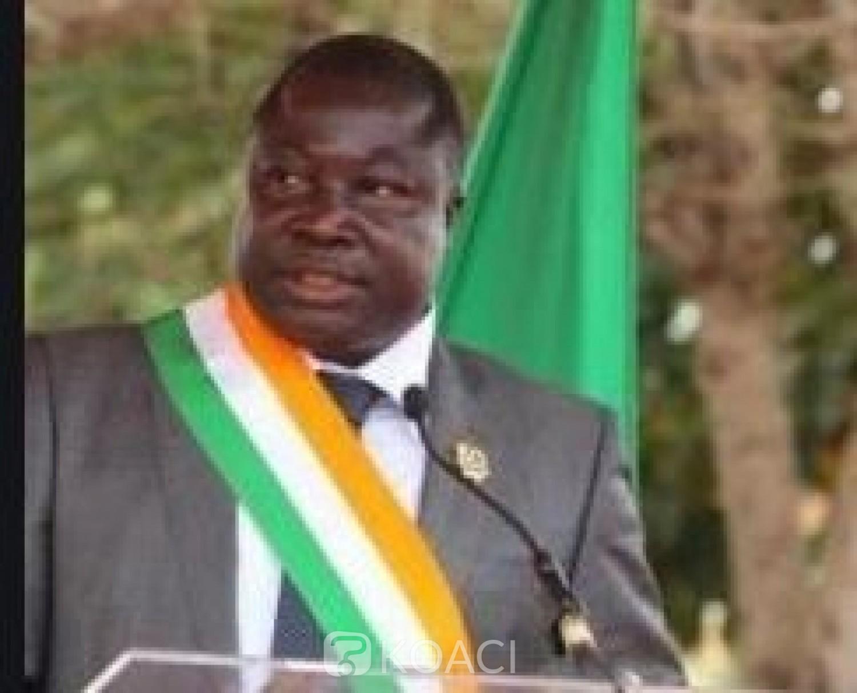 Côte d'Ivoire : Le député-maire d'Assuefry-Transua dément avoir  souffert de tracasseries quelconques de la part du Ministre d'Etat Adjoumani