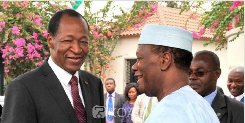 Côte d'Ivoire-Burkina : Assassinat de Thomas Sankara, mise en accusation de Blaise Compaoré, Abidjan peut-il l'extrader ?