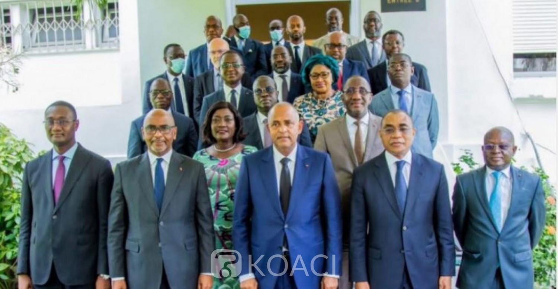 Côte d'Ivoire : Le patronat passe en revue quelques préoccupations avec Patrick Achi