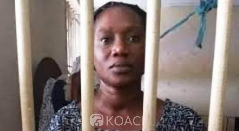 Côte d'Ivoire : Tribunal, Pulchérie Gbalet entendue par le doyen des juges d'instruction, puis reconduite à la MACA
