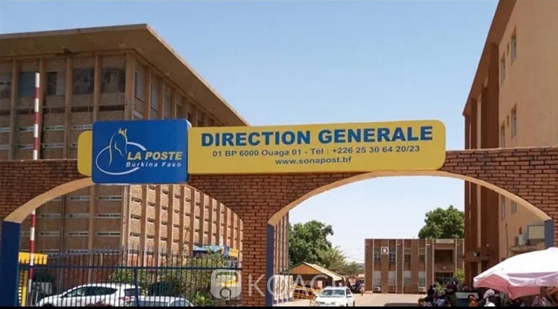 Burkina Faso : Vers la création d'une banque postale