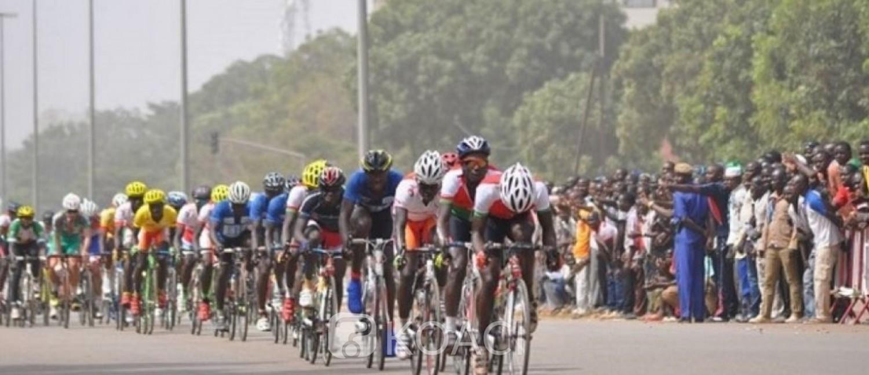 Burkina Faso : Le 33e tour cycliste international prévu du 29 octobre au 7 novembre