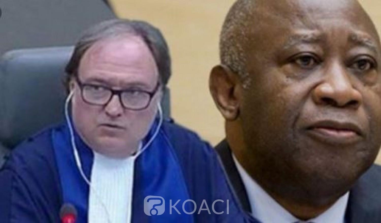 Côte d'Ivoire : Après l'acquittement définitif de Gbagbo et Blé Goudé, le juge Cuno  Tarfusser : « Je ne pouvais pas imaginer un résultat différent »