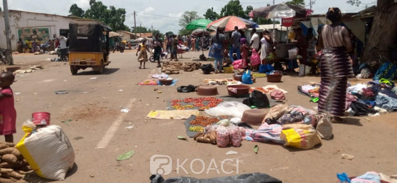Côte d'Ivoire : M'Bahiakro, la pénurie du tubercule de manioc plonge les productrices de l'attiéké dans le désarroi