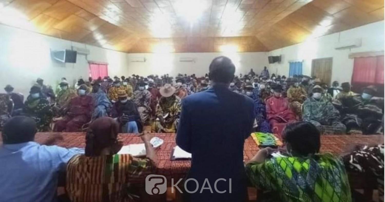 Côte d'Ivoire : Retour de Gbagbo, Gagnoa s'apprête à accueillir son « fils », les chefs traditionnels mis à contribution