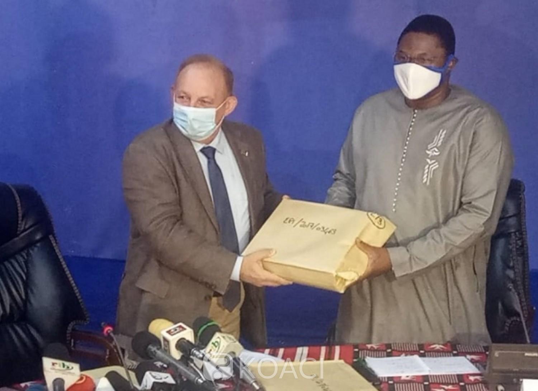 Burkina Faso : Affaire Sankara, les documents classifiés en France remis aux autorités
