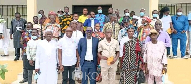 Côte d'Ivoire : Bouaké, l'opération compteurs sociaux lancée, le nouveau DR de la CIE à la manœuvre pour soulager la population