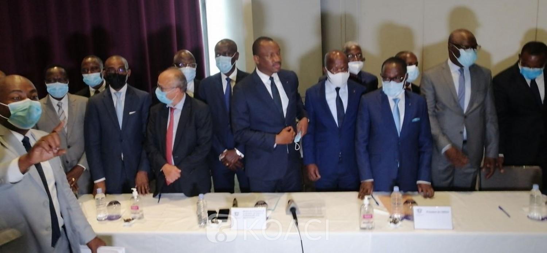Côte d'Ivoire-France : C2D, des conventions signées avec des collectivités pour l'insertion de 10.400 jeunes d'un montant de plus de 6 milliards de FCFA