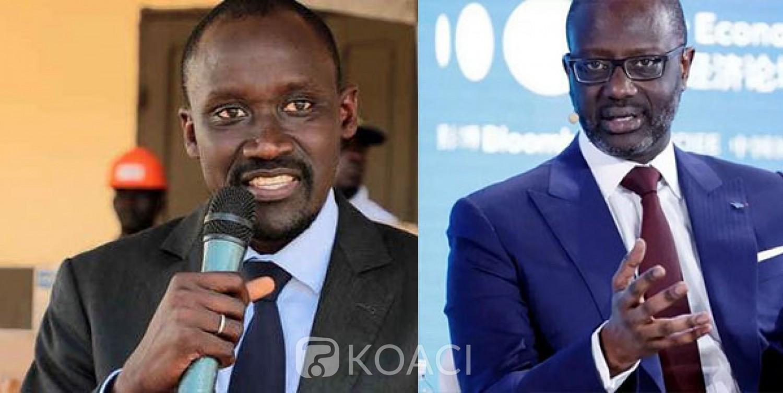 Côte d'Ivoire : Abdourahmane Cissé le para-Tidjane Thiam du Palais présidentiel
