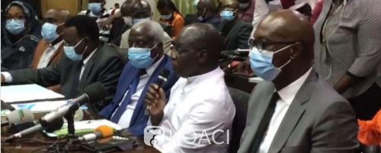 Côte d'Ivoire : Pour sa première prise de contact avec les fondateurs, Mariatou Koné annonce le paiement des 30 milliards dus par l'Etat
