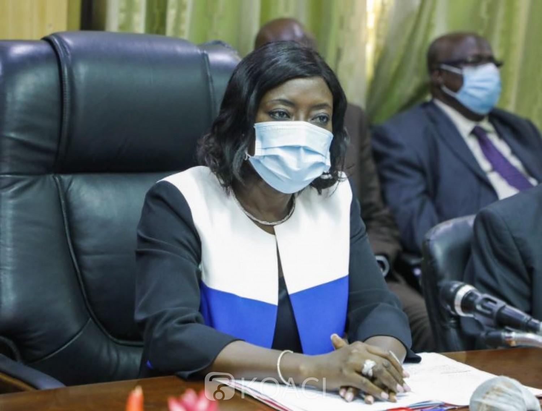 Côte d'Ivoire : Affaire d'achat d'Ordinateurs par les élèves-maîtres des Cafop via la Banque Populaire, les responsables seront sanctionnés, assure la  Ministre Mariatou Koné