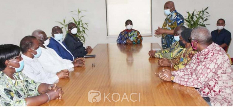 Côte d'Ivoire : Retour de Gbagbo, Bédié demande à Guikahué de désigner des cadres du PDCI pour participer à l'organisation