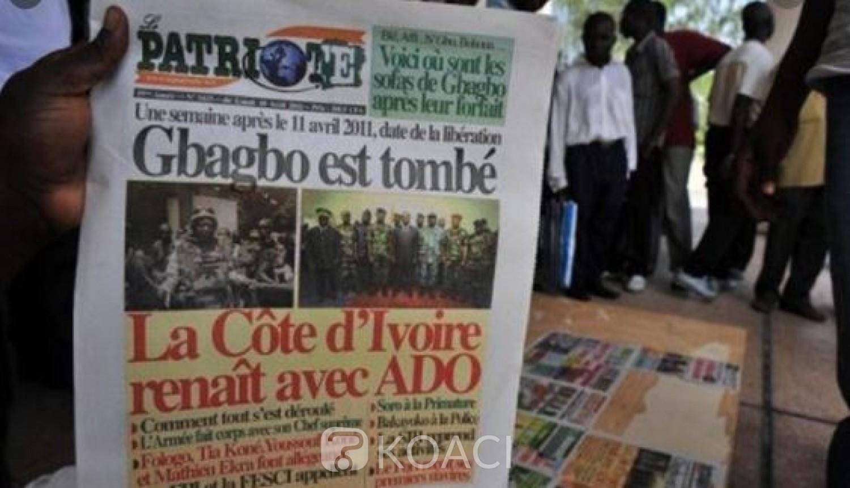 Côte d'Ivoire : Liberté de la presse, le pays a progressé de 0,07℅ en 2021(RSF)