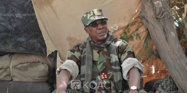Tchad : Mort d'Idriss Déby, réactions du président de l'UA Félix Tshisekedi et de la France, fermeture des frontières