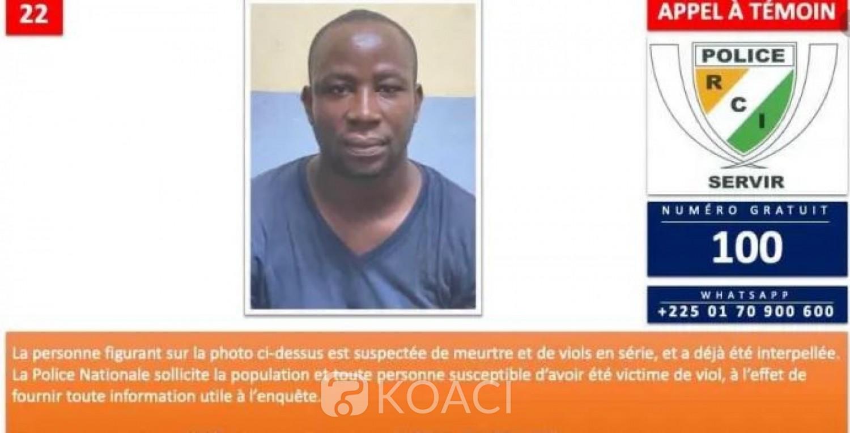 Côte d'Ivoire : Depuis 2012, il sequestrait, violait, filmait et menaçait de diffuser les images