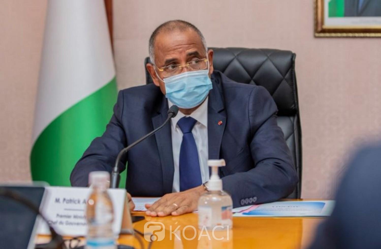 Côte d'Ivoire : Patrick Achi relève l'objectif du séminaire gouvernemental prévu ce mercredi à Yamoussoukro