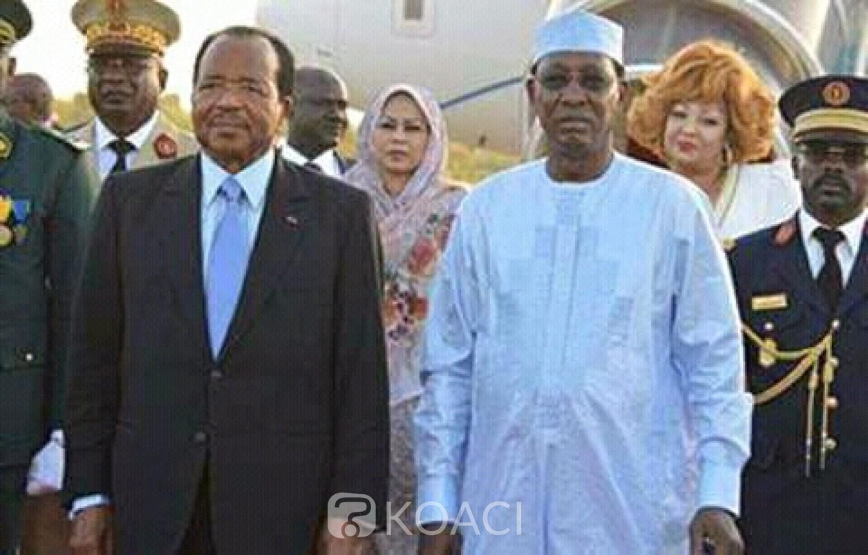 Cameroun : Décès d'Idriss Deby, Biya perd un allié sécuritaire et stratégique dans la guerre contre Boko Haram