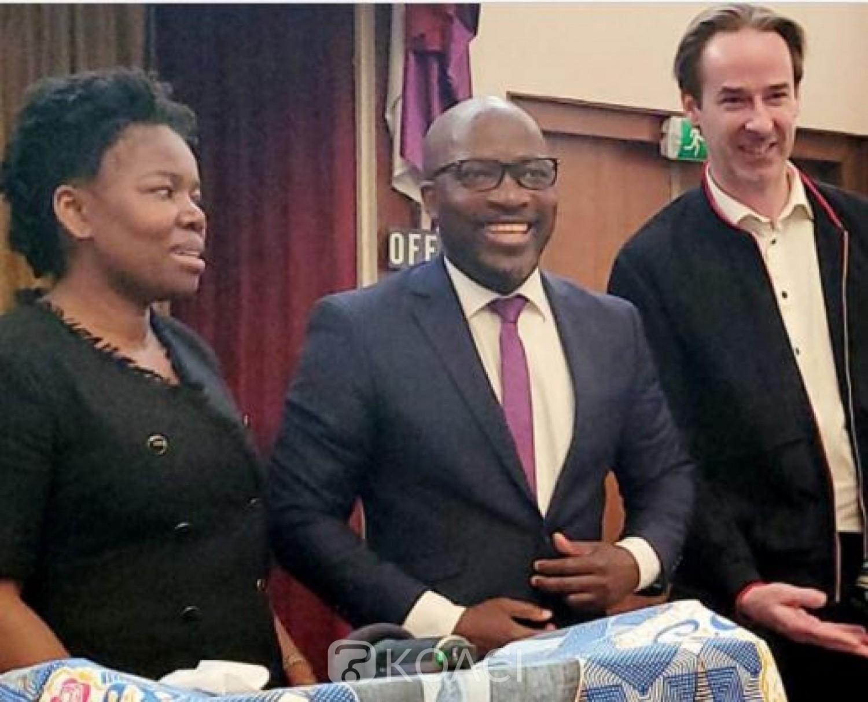 Côte d'Ivoire : Retour au pays, Blé Goudé a déposé les  documents pour son passeport  auprès des autorités