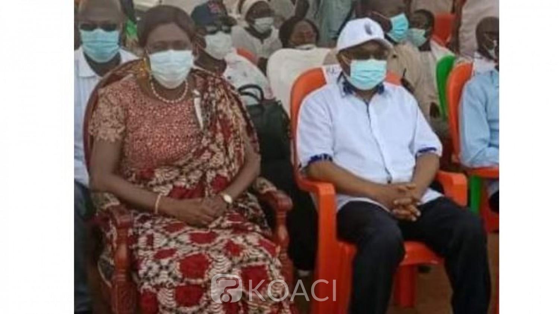 Côte d'Ivoire : FPI - GOR, entre Simone Gbagbo et Assoa Adou, la pomme de discorde ?