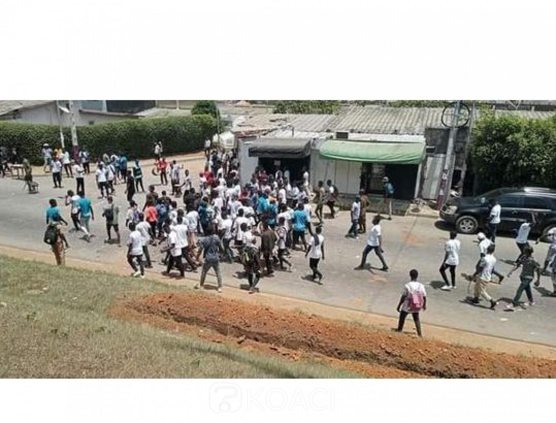 Côte d'Ivoire : Cocody, 31 ans de la Fesci sous un fond d'affrontement entre étudiants à la Riviera 2