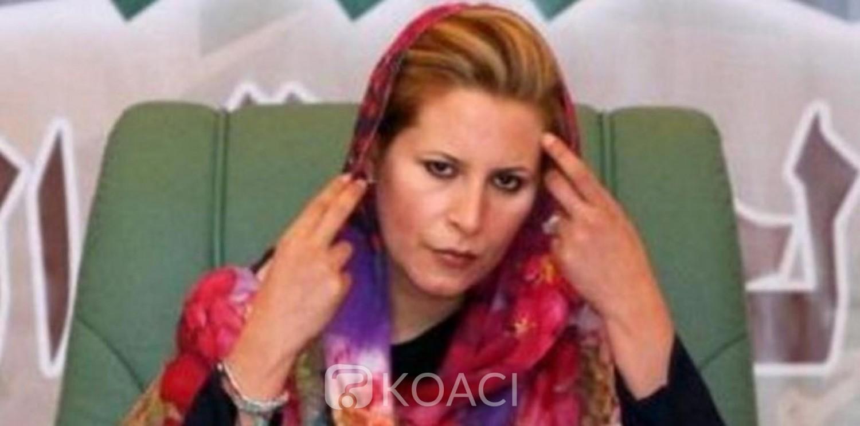 Libye : La fille de Mouammar Kadhafi bientôt retirée de la liste noire européenne