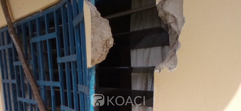 Côte d'Ivoire : Bocanda, bâtiment administratif du lycée moderne, la somme de 300.000 Fcfa emportée par des malfrats