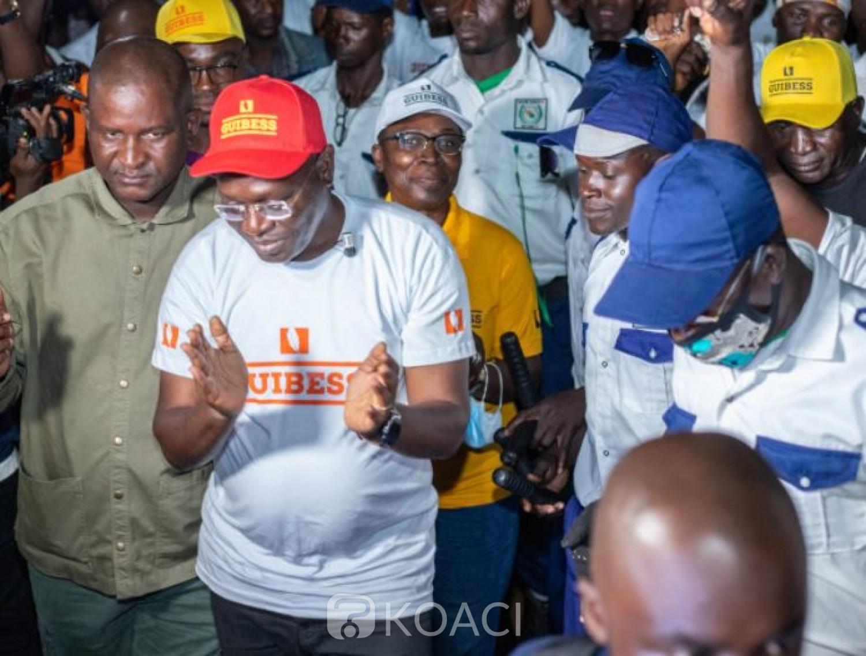 Côte d'Ivoire : Législatives partielles dans la circonscription d'Arikokaha, Niakaramadougou et Tortiya, deux candidats jettent l'éponge, scrutin prévu samedi