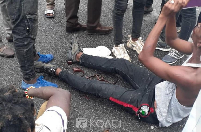 Côte d'Ivoire : Guéguerre au PDCI, une bagarre rangée entre des jeunes au siège du parti à Cocody
