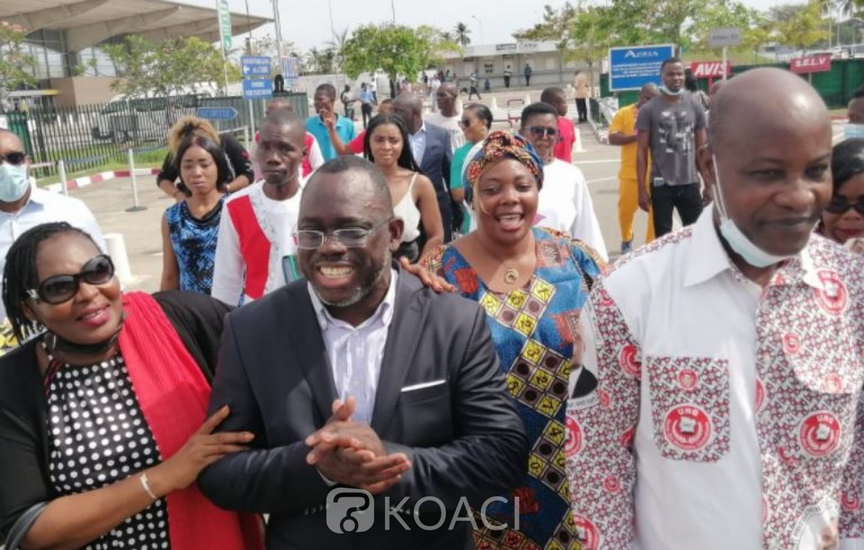 Côte d'Ivoire : Avant son retour annoncé, un proche de Stéphane Kipré en éclaireur à Abidjan