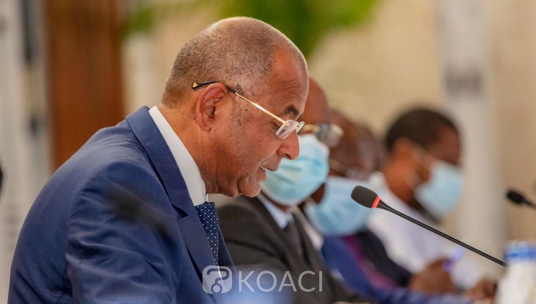 Côte d'Ivoire : Patrick Achi donne 8 jours à son gouvernement pour lui transmettre un tableau détaillé des réalisations prévues en 2021, avec des indicateurs de performance chiffrés et vérifiables
