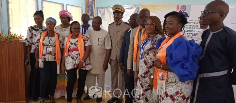 Côte d'Ivoire : Bouaké, à la tête du REDICI, Kouamé Dieudonné Amenan entend redorer l'image de l'école