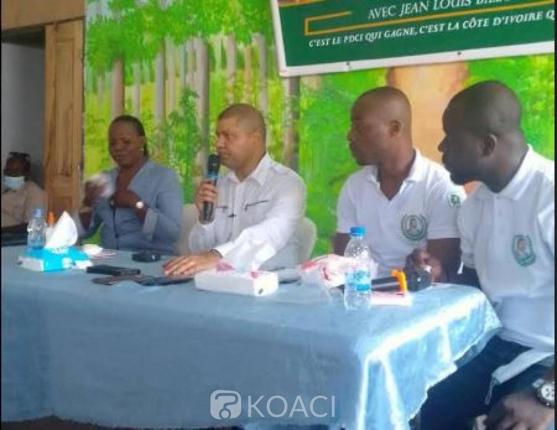 Côte d'Ivoire : Depuis Yopougon, Billon à propos de la crise au PDCI-RDA : « le parti doit se remettre en question et se positionner pour le futur »
